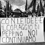 Oggi moriva Aldo Moro, uomo di Stato, ma anche Peppino Impastato, ragazzo del popolo