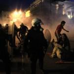 Atene e tutta la Grecia in preda a scioperi e manifestazioni