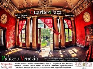 Locandina Halloween in Jazz