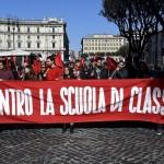 Il 9 ottobre la scuola torna in piazza