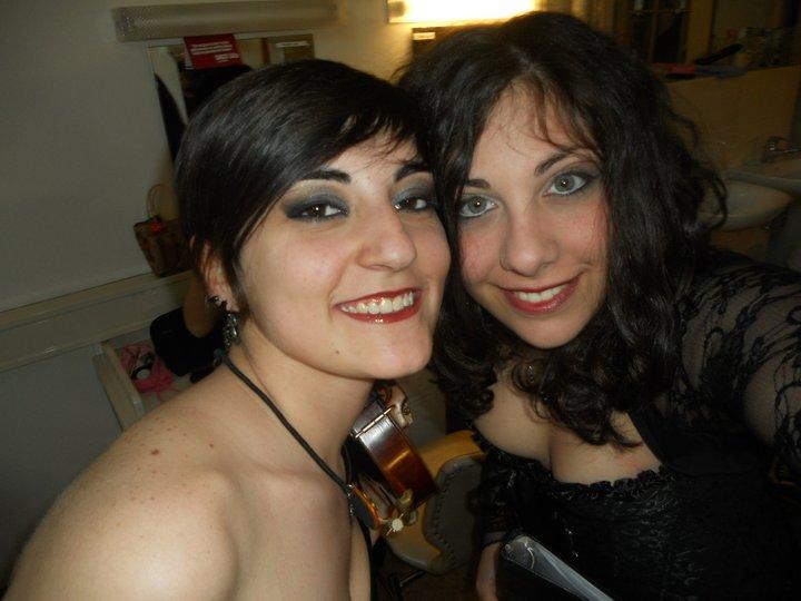 Risultati immagini per Martina Mollo e Caterina Bianco