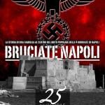 Il film BRUCIATE NAPOLI sul Castel dell'Ovo