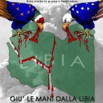 LE MANI SULLA LIBIA