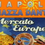 L'Europa a Napoli in Piazza Dante dal 1 al 4 Settembre
