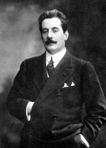 Giacomo Puccini, no date