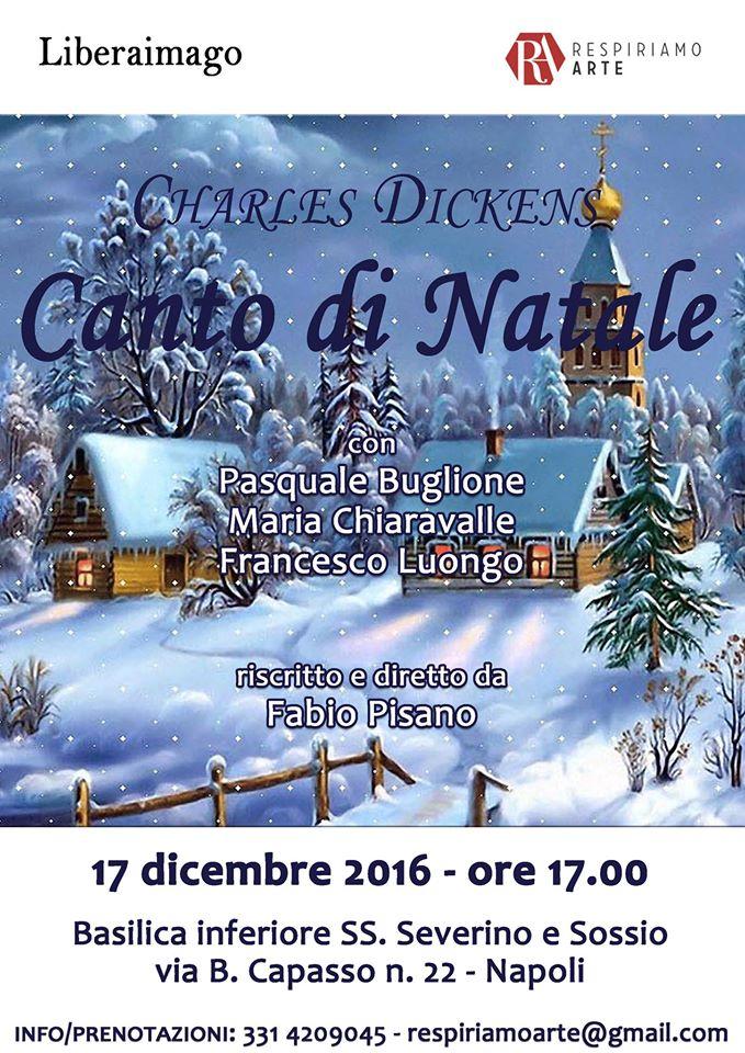 Immagini Di Natale Da Salvare.Il Canto Di Natale Di Dickens Per Salvare La Chiesa Di