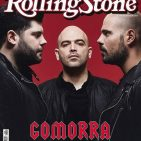 WCENTER 0XQECHNNFO                Roberto Saviano e i due protagonisti della serie TV 'Gomorra' insieme per la prima volta sulla copertina di Rolling Stone. ANSA / US ROLLING STONE +++ANSA PROVIDES ACCESS TO THIS HANDOUT PHOTO TO BE USED SOLELY TO ILLUSTRATE NEWS REPORTING OR COMMENTARY ON THE FACTS OR EVENTS DEPICTED IN THIS IMAGE; NO ARCHIVING; NO LICENSING+++