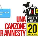 """Premio """"Una canzone per Amnesty"""" ultimi giorni per partecipare"""