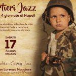 Le quattro giornate a Napoli sotterranea il 17 Giugno notte