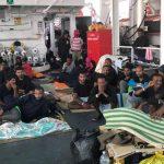 Il tavolo dell'Asilo: immediato sbarco dei passeggeri della nave Diciotti