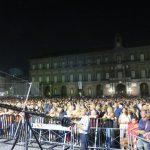 Piazza Plebiscito: Notte magica!