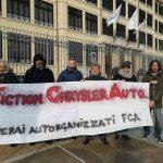 Fca Pomigliano: vietato fare volantinaggio