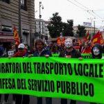 TRASPORTO PUBBLICO LOCALE A NAPOLI: UNA BOMBA PRONTA AD ESPLODERE