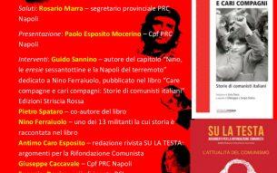 I 100 anni del PCI e i 30 anni di Riifondazione Comunista