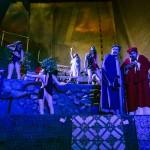 Dante al Museo del Sottosuolo di Napoli