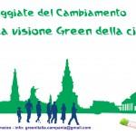 """Al Via """"Le Passeggiate del Cambiamento – la visione Green della città"""""""