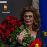 Sophia Loren cittadina di Napoli