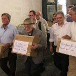 Napoli: Illuminismo e libertà di pensiero chiuso negli scatoloni