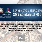 2 Euro per il terremoto? si allunga la lista di chi dice no