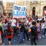 """Vincono Sindaco e """"Centri Sociali"""" ma Salvini viene lo stesso: è un surrogato"""