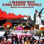 Concertone del 1 Maggio in Piazza Dante a Napoli