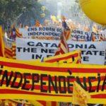La Catalogna brucia l'Europa guarda