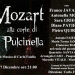 Lo strano incontro tra Mozart e Pulcinella