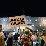 Grecia: L'operazione è riuscita, ma il malato è morto