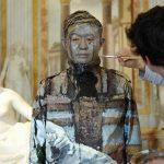 Liu Bolin alla Galleria Borghese
