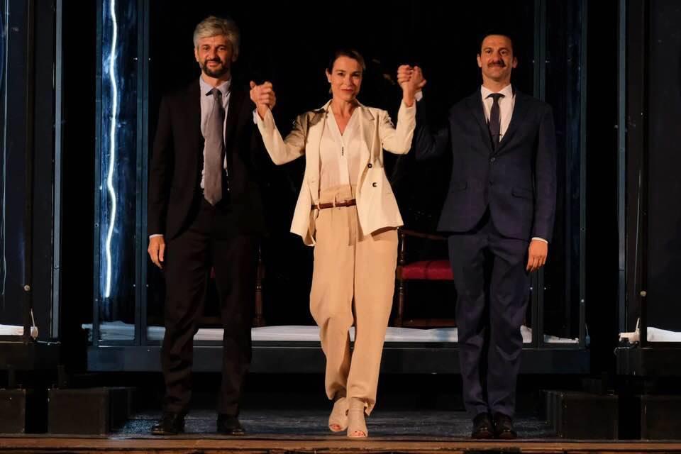 La parola agli artisti: Andrea de Goyzueta, tra il teatro e l'Asilo