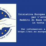 L'EUROPA PER UN REDDITO DI BASE UNIVERSALE E INCONDIZIONATO